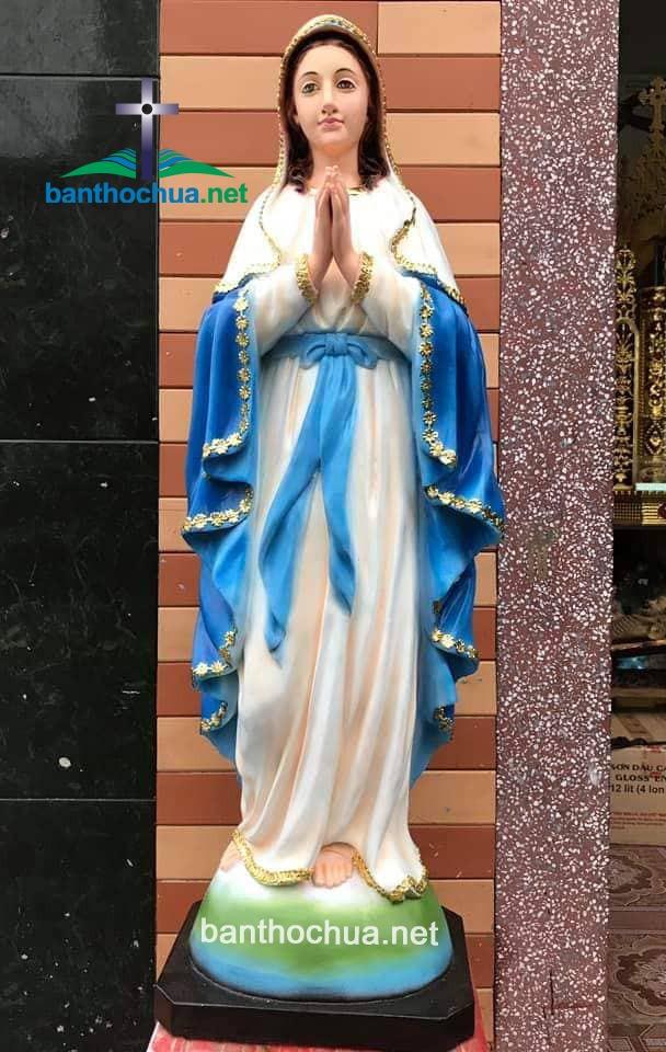 Hồng Ân- Cung cấp các mẫu tượng Mẹ Đức Lộ đẹp