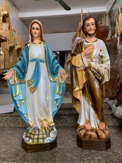Tượng Đức Mẹ Có Nhiều ý Nghĩa Về Mặt Thẩm Mỹ Chất Lượng Cho Những Tín đồ